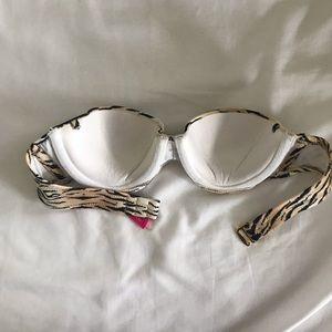 VS strapless or with strap swim top